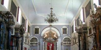 Samostan Male brace